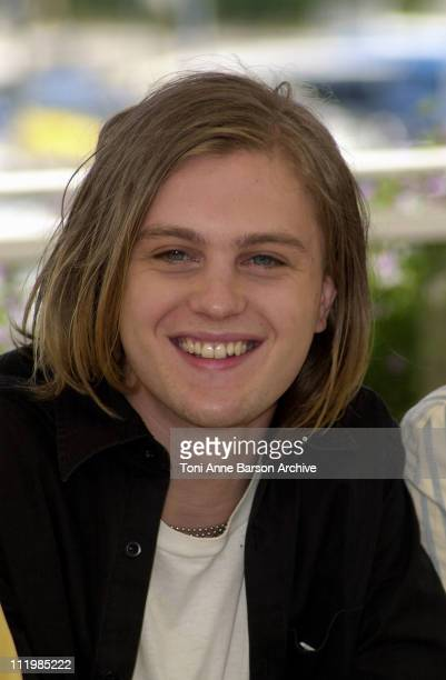 Michael Pitt during Cannes 2002 'Murder by Numbers' Photo Call at Palais des Festivals in Cannes France
