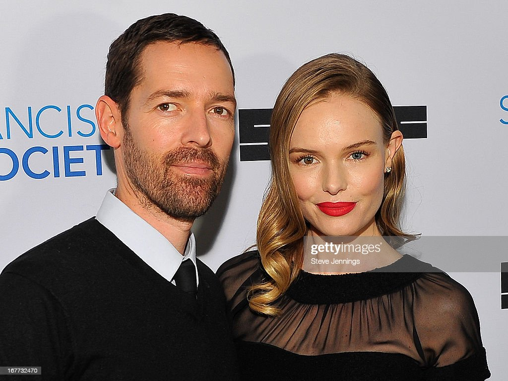 Michael Polich and <a gi-track='captionPersonalityLinkClicked' href=/galleries/search?phrase=Kate+Bosworth&family=editorial&specificpeople=201616 ng-click='$event.stopPropagation()'>Kate Bosworth</a> attend the 'Big Sur' Premiere at the 56th San Francisco International Film Festival at Sundance Kabuki Cinema on April 28, 2013 in San Francisco, California.