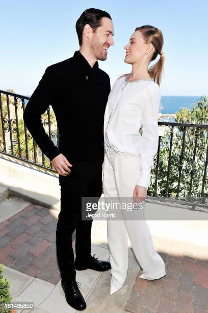 Michael Polish and Kate Bosworth attend the 2013 Catalina Film Festival on September 21 2013 in Catalina Island California
