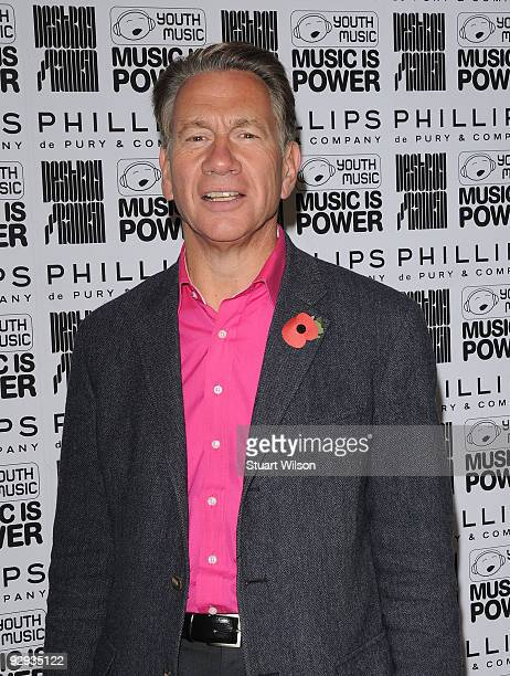 Michael Portillo attends the Destroy/Rankin private view at Phillips De Pury and Company on November 9 2009 in London England