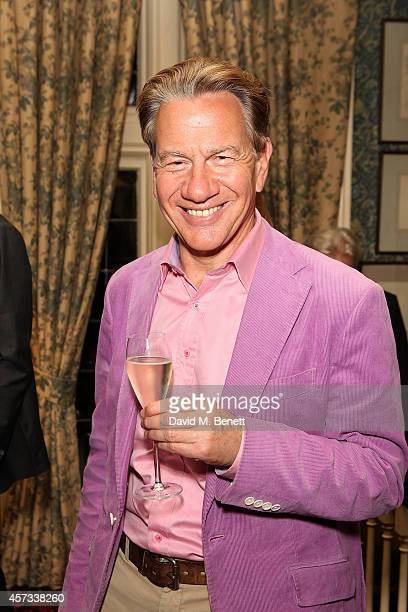 Michael Portillo attends the launch of 'Right Or Wrong The Memoirs Of Lord Bell' by Lord Tim Bell on October 16 2014 in London England