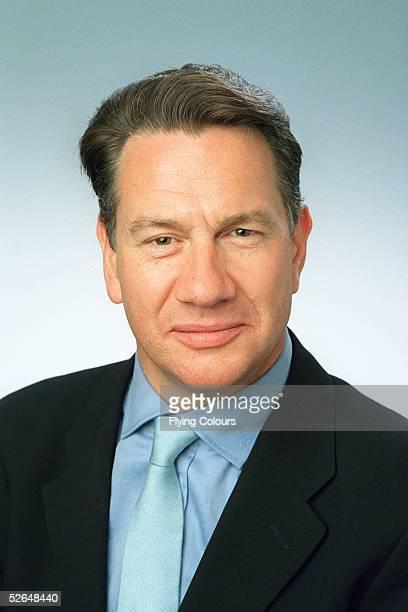Michael Portillo Conservative Member of Parliament for Kensington Chelsea
