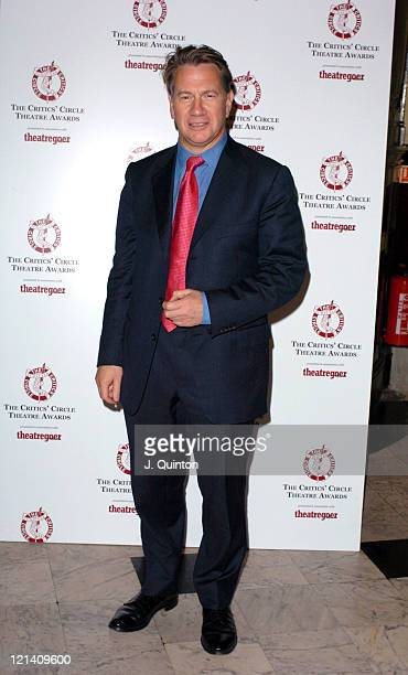 Michael Portillo during The 2003 Critics Circle Theatre Awards at The Theatre Royal Drury Lane in London Great Britain