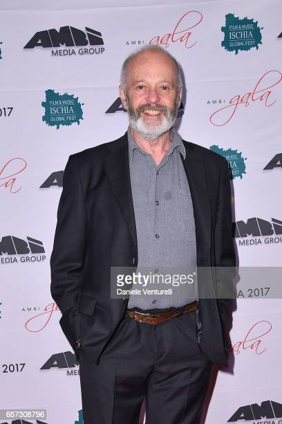 Michael Radford attends AMBI GALA In Honour Of Andy Garcia And Bobby Moresco on March 23 2017 in Rome Italy