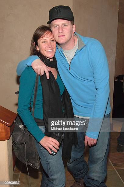 Michael Rapaport and Samara Koffler Producer of Stephanie Daley at The North Face House *Exclusive Coverage*