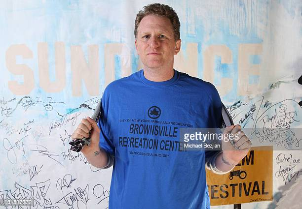 Michael Rapaport attends Moods of Norway at Studio on Main with The PhotoFund and Animal Avengers on January 24 2011 in Park City Utah