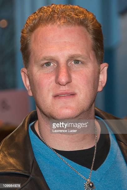 Michael Rapaport during Live Free or Die New York City Screening Arrivals at Clearview Chelsea West in New York City New York United States