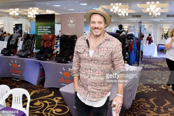 Michael RaymondJames attends Diono Presents Inaugural A Day of Thanks and Giving Event at The Beverly Hilton Hotel on November 19 2017 in Beverly...