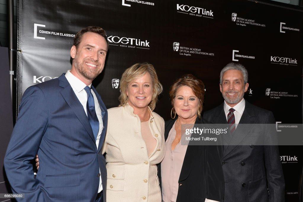 "KCETLink, Cohen Media Group And BAFTA LA Host Screening Event For Alfred Hitchcock's ""Jamaica Inn"""
