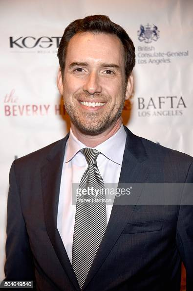 Michael Riley arrives at the Premiere Of KCET's 'Doc Martin' Season 7 at The British Residence on January 11 2016 in Los Angeles California