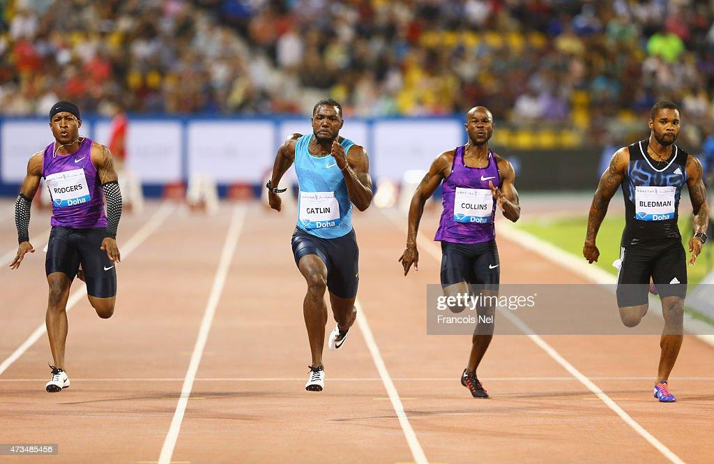 Doha - IAAF Diamond League 2015