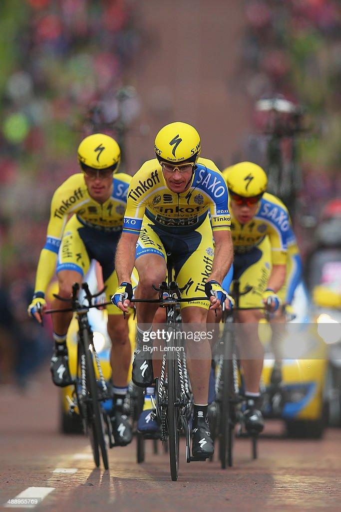 2014 Giro d'Italia - Stage One
