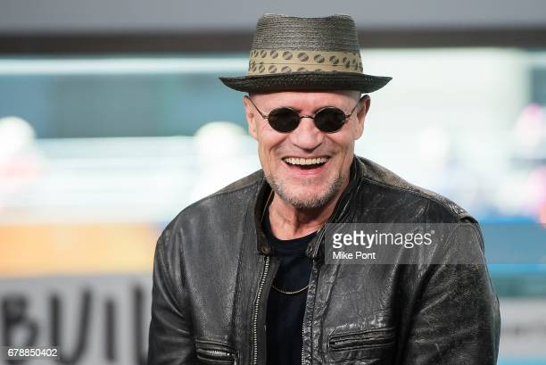 Michael Rooker visits Build Studio to discuss 'Guardians of the Galaxy Vol 2' at Build Studio on May 4 2017 in New York City
