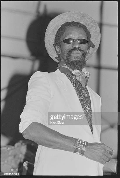 Michael Rose of Black Uhuru Performing