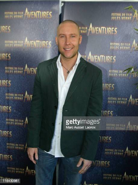 Michael Rosenbaum during 2007 Jules Verne Adventures Film Festival Presentation of Achievement Award to Michael Rosenbaum at Grand Rex Theatre in...