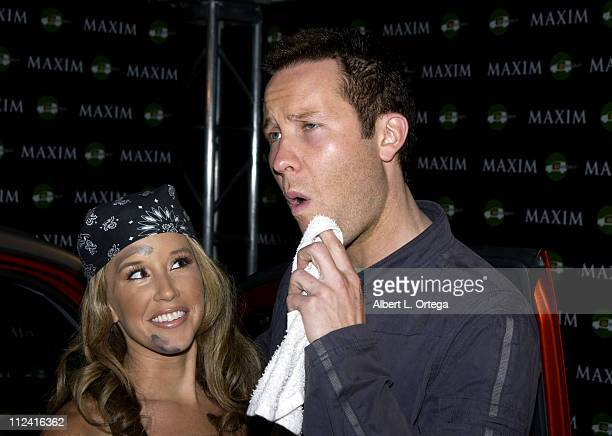 Michael Rosenbaum during Maxim Magazine's Annual 'Hot 100' Party Red Carpet at SoHo in Hollywood California United States