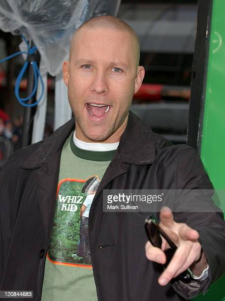 Michael Rosenbaum during 'Racing Stripes' Los Angeles Premiere Arrivals at Grauman's Chinese Theatre in Hollywood California United States