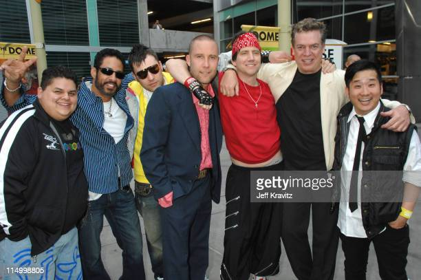 Michael Rosenbaum Jamie Kennedy Christopher McDonald and Bobby Lee