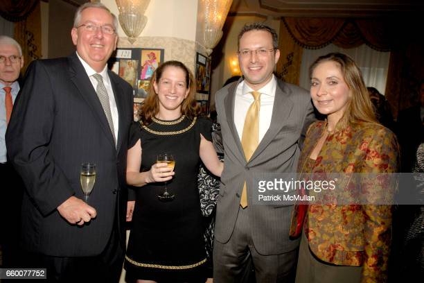 Michael Schaefer Lanna Meir Richard Davies and guest Vitek attend EDUCATION THROUGH MUSIC 8th Annual CHILDREN'S BENEFIT GALA Honors Violin Virtuoso...