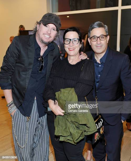 Michael Schmidt Arianne Phillips and Jason Weinberg at Brooks Brothers and Vogue with Lisa Love And Zac Posen Host A Special Screening Event For...