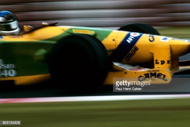 Michael Schumacher BenettonFord B192 Grand Prix of Canada Circuit Gilles Villeneuve 14 June 1992