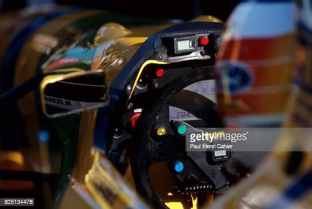 Michael Schumacher BenettonFord B193 Grand Prix of Belgium Spa Francorchamps 29 August 1993