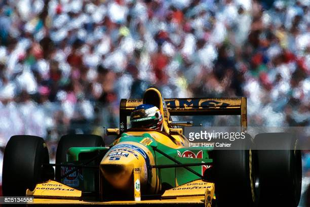 Michael Schumacher BenettonFord B193 Grand Prix of Canada Circuit Gilles Villeneuve 13 June 1993