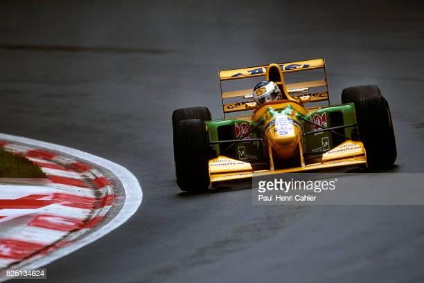 Michael Schumacher BenettonFord B193 Grand Prix of Italy Monza 12 September 1993