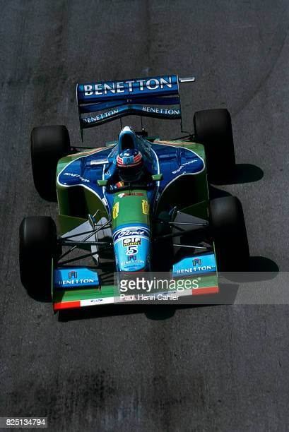 Michael Schumacher BenettonFord B194 Grand Prix of Canada Circuit Gilles Villeneuve 12 June 1994
