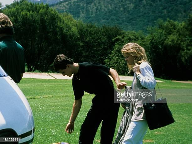 Michael Schumacher Ehefrau Corinna Liebeswochenende Südafrika / Sun City Sportler Rennfahrer