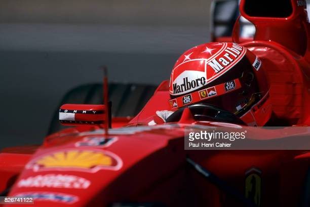 Michael Schumacher Ferrari F12000 Grand Prix of Canada Circuit Gilles Villeneuve 18 June 2000