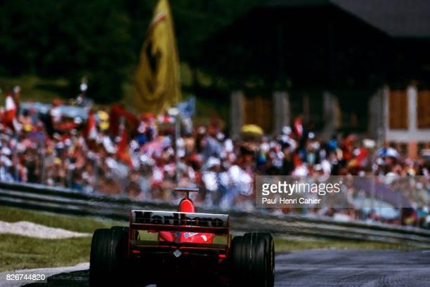 Michael Schumacher Ferrari F300 Grand Prix of Austria A1Ring Spielberg 26 July 1998