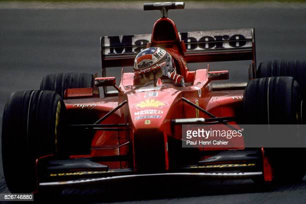 Michael Schumacher Ferrari F300 Grand Prix of Canada Circuit Gilles Villeneuve 07 June 1998