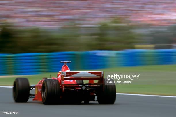 Michael Schumacher Ferrari F300 Grand Prix of France Circuit de Nevers MagnyCours 28 June 1998