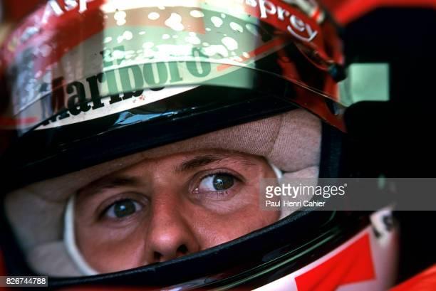 Michael Schumacher Grand Prix of Austria A1Ring Spielberg 26 July 1998