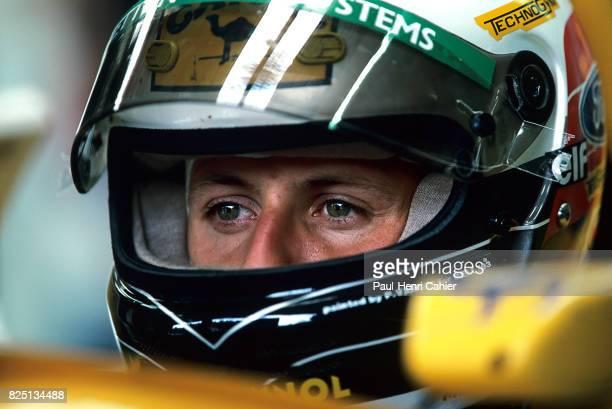 Michael Schumacher Grand Prix of Belgium Spa Francorchamps 29 August 1993