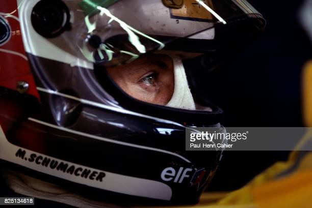 Michael Schumacher Grand Prix of Italy Monza 12 September 1993