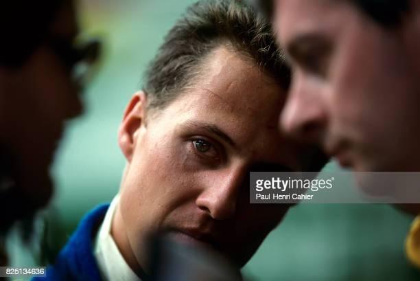 Michael Schumacher Grand Prix of Japan Suzuka 24 October 1993