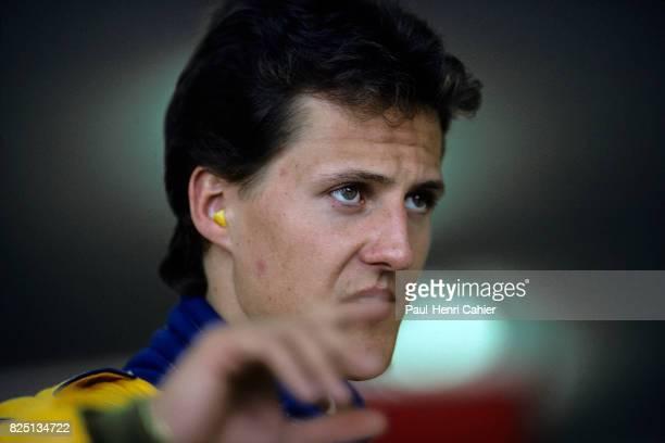 Michael Schumacher Grand Prix of South Africa Kyalami 14 March 1993