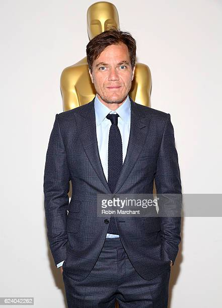 Michael Shannon attends The Academy of Motion Picture Arts and Sciences Hosts an Official Academy Screening of NOCTURNAL ANIMALS at New York Public...