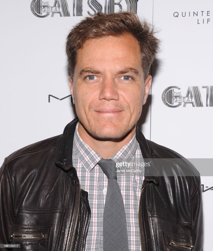 Michael Shannon attends 'The Great Gatsby' Special Screening at the Museum of Modern Art on May 5, 2013 in New York City.