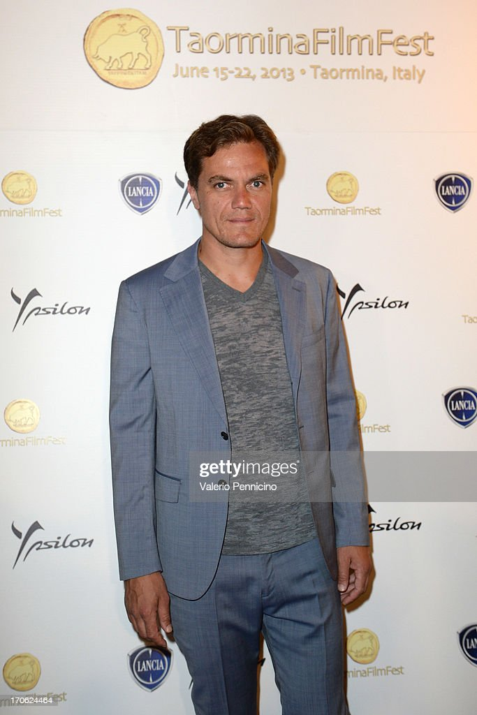 <a gi-track='captionPersonalityLinkClicked' href=/galleries/search?phrase=Michael+Shannon&family=editorial&specificpeople=660513 ng-click='$event.stopPropagation()'>Michael Shannon</a> attends the Lancia Cafe during the Taormina Filmfest 2013 on June 15, 2013 in Taormina, Italy.