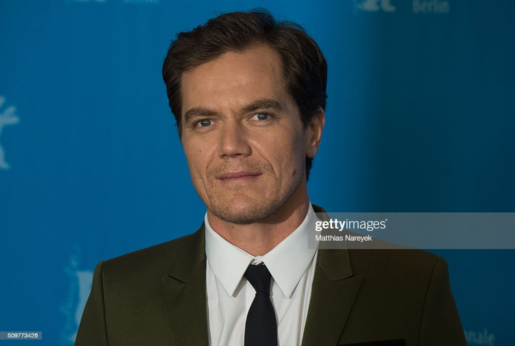 <a gi-track='captionPersonalityLinkClicked' href=/galleries/search?phrase=Michael+Shannon&family=editorial&specificpeople=660513 ng-click='$event.stopPropagation()'>Michael Shannon</a> attends the 'Midnight Special' photo call during the 66th Berlinale International Film Festival Berlin at Grand Hyatt Hotel on February 12, 2016 in Berlin, Germany.