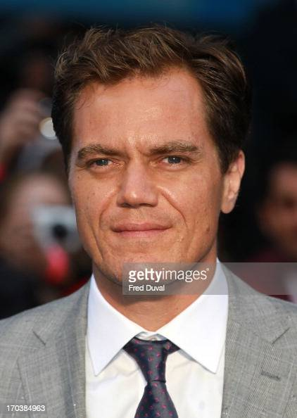 Michael Shannon attends the UK film premiere of 'man Of Steel' at Odeon Leicester Square on June 12 2013 in London England