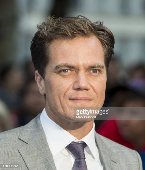 Michael Shannon attends the UK Premiere of 'Man of Steel' at Odeon Leicester Square on June 12 2013 in London England