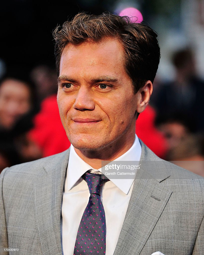 Michael Shannon attends the UK Premiere of 'Man of Steel' at Odeon Leicester Square on June 12, 2013 in London, England.