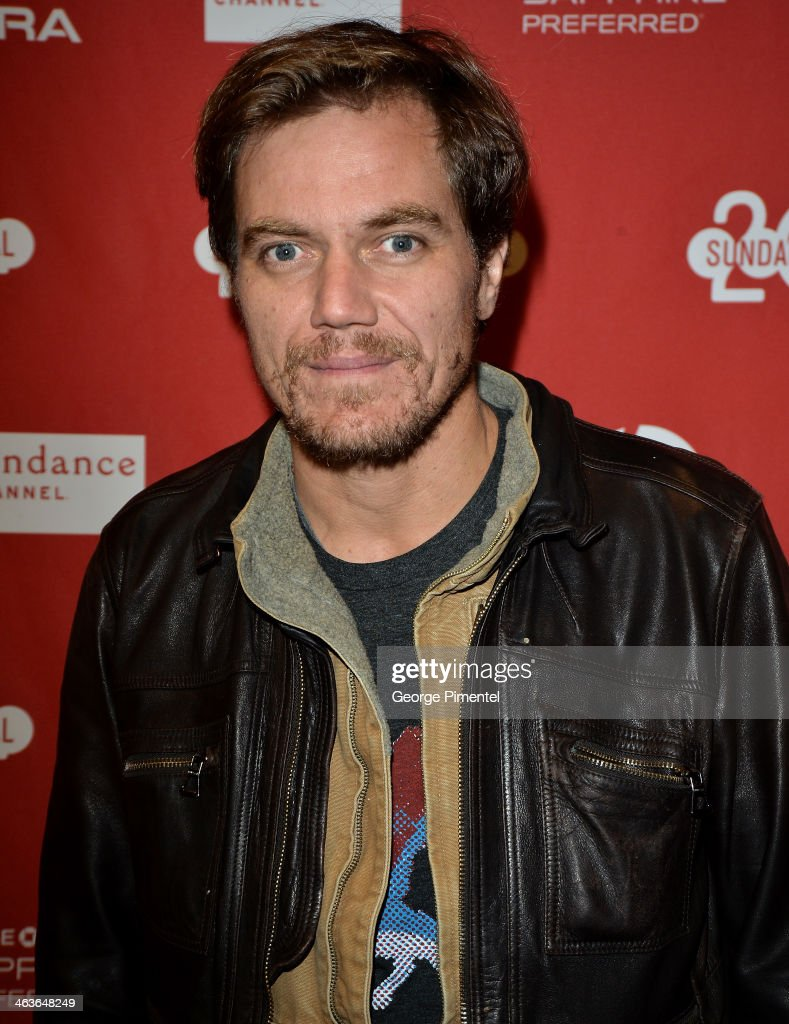 <a gi-track='captionPersonalityLinkClicked' href=/galleries/search?phrase=Michael+Shannon&family=editorial&specificpeople=660513 ng-click='$event.stopPropagation()'>Michael Shannon</a> attends the 'Young Ones' Premiere at Eccles Center Theatre on January 18, 2014 in Park City, Utah.