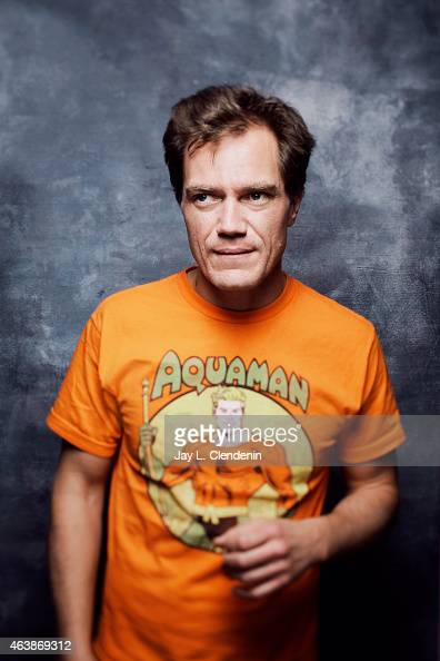 Michael Shannon is photographed for Los Angeles Times at the 2015 Sundance Film Festival on January 24 2015 in Park City Utah PUBLISHED IMAGE CREDIT...