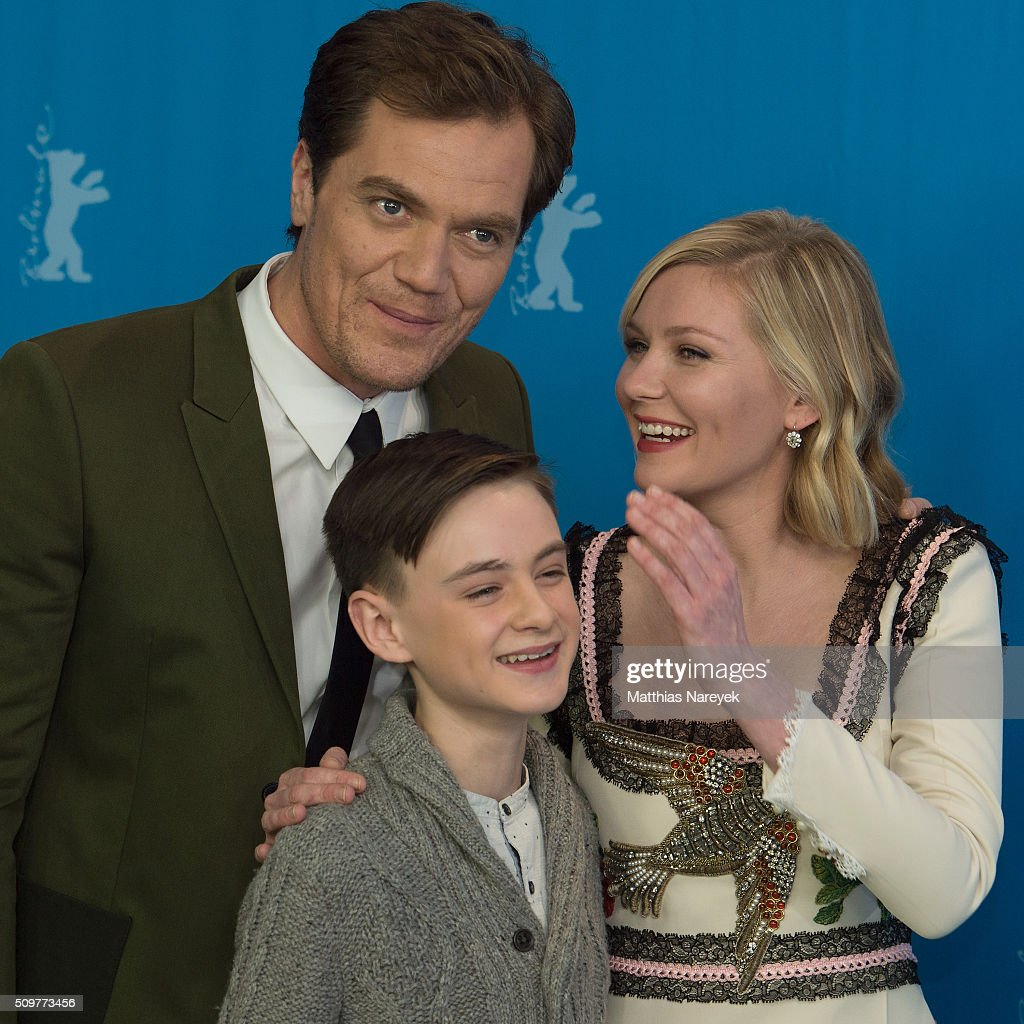 <a gi-track='captionPersonalityLinkClicked' href=/galleries/search?phrase=Michael+Shannon&family=editorial&specificpeople=660513 ng-click='$event.stopPropagation()'>Michael Shannon</a>, <a gi-track='captionPersonalityLinkClicked' href=/galleries/search?phrase=Jaeden+Lieberher&family=editorial&specificpeople=11117189 ng-click='$event.stopPropagation()'>Jaeden Lieberher</a> and <a gi-track='captionPersonalityLinkClicked' href=/galleries/search?phrase=Kirsten+Dunst&family=editorial&specificpeople=171590 ng-click='$event.stopPropagation()'>Kirsten Dunst</a> attend the 'Midnight Special' photo call during the 66th Berlinale International Film Festival Berlin at Grand Hyatt Hotel on February 12, 2016 in Berlin, Germany.
