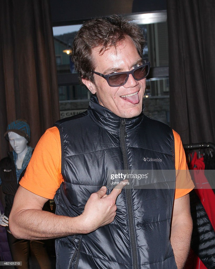 Michael Shannon Smith attends Columbia At The Village At The Lift on January 24 2015 in Park City Utah